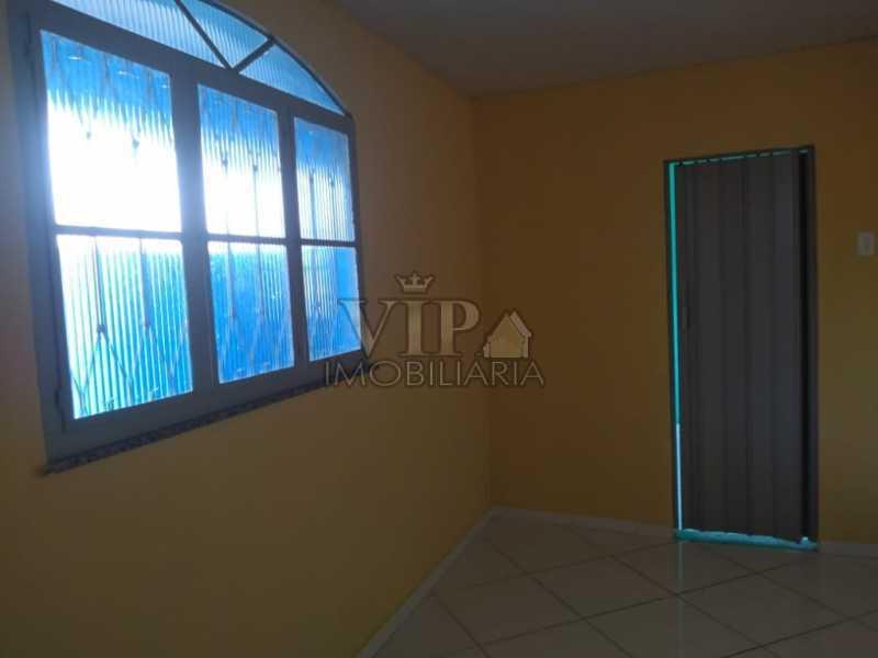 e3d0f2f5-144c-4880-a255-5c0b6f - Casa à venda Rua Andorinhas,Campo Grande, Rio de Janeiro - R$ 160.000 - CGCA21060 - 8