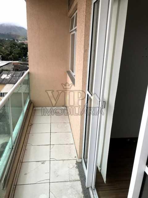 5bbe19c3-a882-41b1-82f0-c1dd28 - Apartamento para venda e aluguel Estrada das Agulhas Negras,Campo Grande, Rio de Janeiro - R$ 155.000 - CGAP20845 - 3