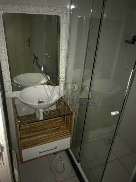 21eee5ca-9e45-484c-8182-941c7e - Apartamento para venda e aluguel Estrada das Agulhas Negras,Campo Grande, Rio de Janeiro - R$ 155.000 - CGAP20845 - 5