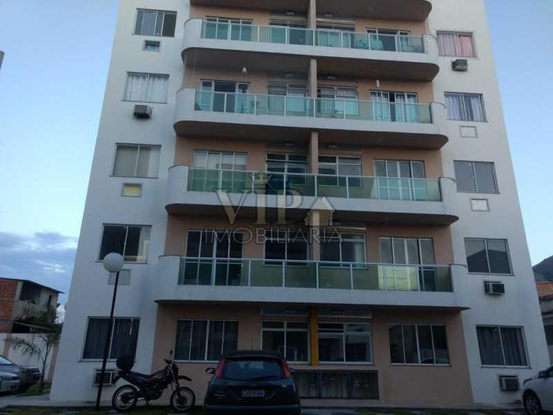 63a72b22-1fc2-424e-b47c-011d8b - Apartamento para venda e aluguel Estrada das Agulhas Negras,Campo Grande, Rio de Janeiro - R$ 155.000 - CGAP20845 - 1