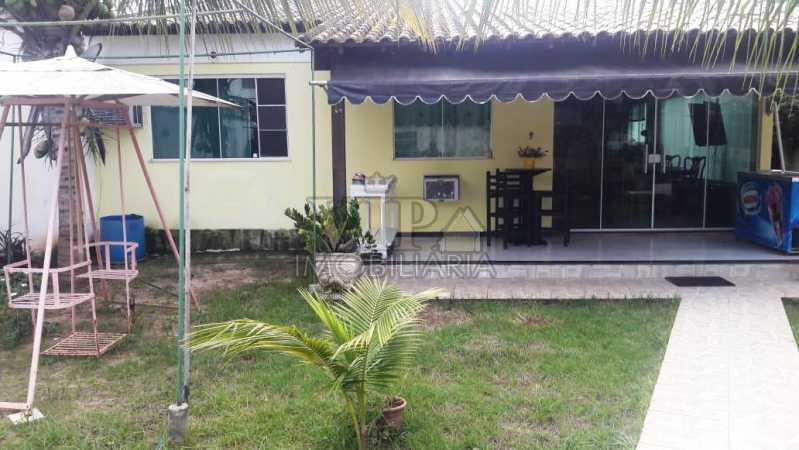 02 - Casa em Condomínio à venda Estrada da Grama,Guaratiba, Rio de Janeiro - R$ 450.000 - CGCN20158 - 1