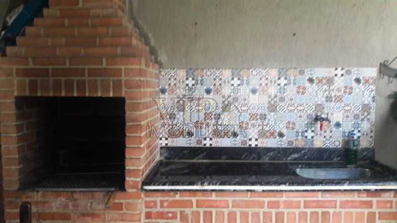 15 - Casa em Condomínio à venda Estrada da Grama,Guaratiba, Rio de Janeiro - R$ 450.000 - CGCN20158 - 16