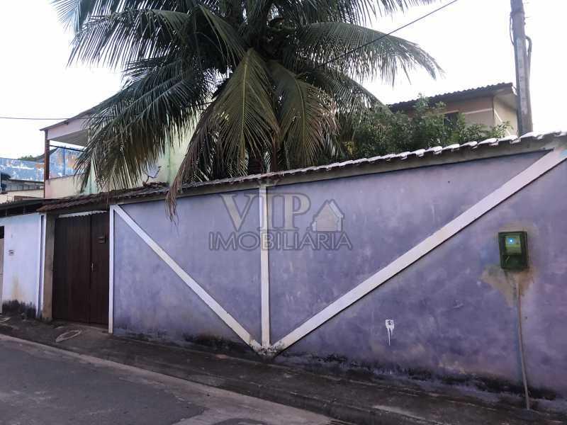 IMG-8003 - Casa à venda Rua Nossa Senhora da Glória,Sepetiba, Rio de Janeiro - R$ 160.000 - CGCA21066 - 1