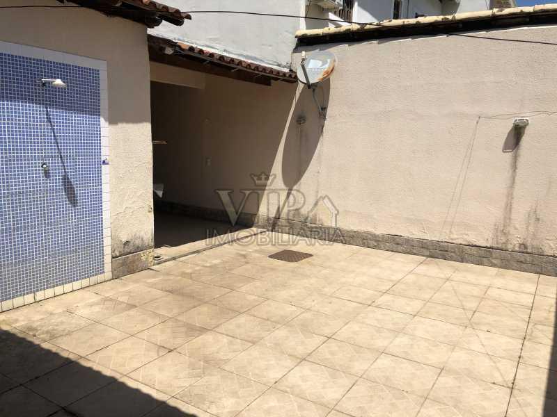 IMG_6974 1. - Casa em Condomínio à venda Estrada do Cabuçu,Campo Grande, Rio de Janeiro - R$ 350.000 - CGCN20165 - 20
