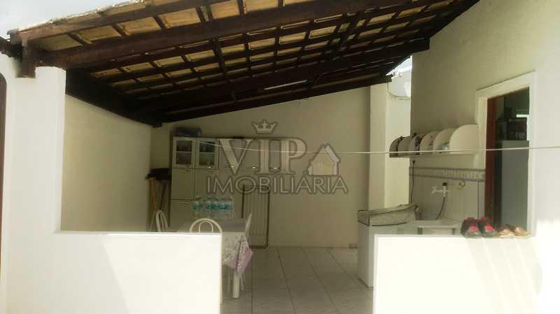 20191102_101238 - Casa em Condomínio à venda Rua Elsi Siemsen,Guaratiba, Rio de Janeiro - R$ 410.000 - CGCN20174 - 14