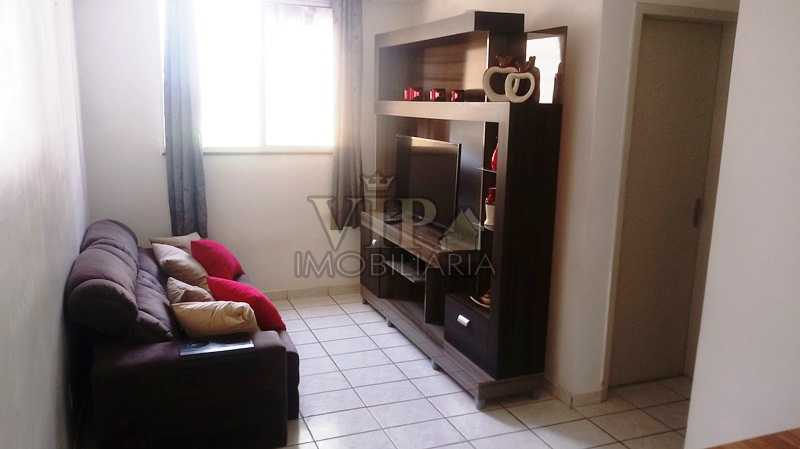 03 - Apartamento à venda Estrada da Paciência,Cosmos, Rio de Janeiro - R$ 125.000 - CGAP20864 - 4