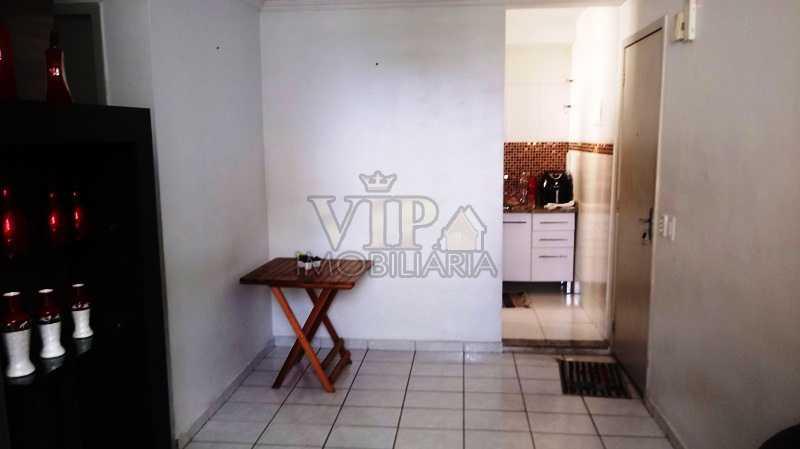 04 - Apartamento à venda Estrada da Paciência,Cosmos, Rio de Janeiro - R$ 125.000 - CGAP20864 - 5
