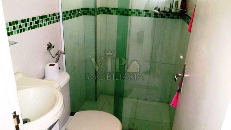 07 - Apartamento à venda Estrada da Paciência,Cosmos, Rio de Janeiro - R$ 125.000 - CGAP20864 - 8