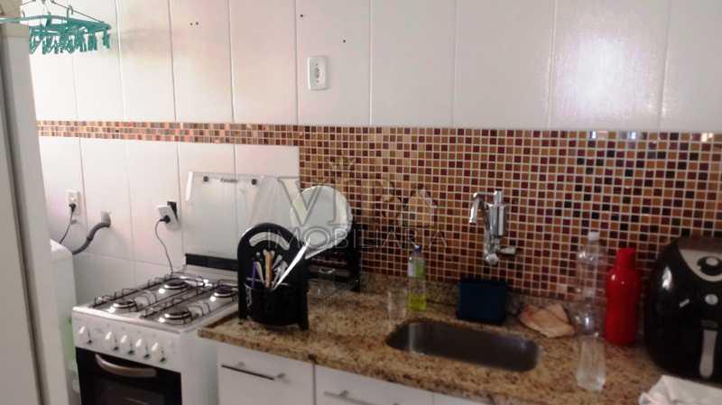 09 - Apartamento à venda Estrada da Paciência,Cosmos, Rio de Janeiro - R$ 125.000 - CGAP20864 - 10