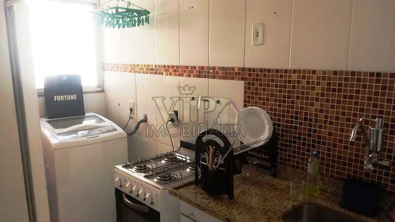 10 - Apartamento à venda Estrada da Paciência,Cosmos, Rio de Janeiro - R$ 125.000 - CGAP20864 - 11