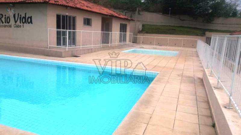 16 - Apartamento à venda Estrada da Paciência,Cosmos, Rio de Janeiro - R$ 125.000 - CGAP20864 - 17