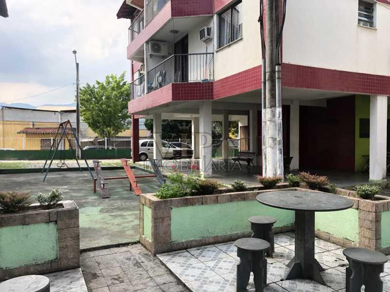IMG-0699 - Apartamento à venda Avenida Ministro Ari Franco,Bangu, Rio de Janeiro - R$ 190.000 - CGAP20867 - 11