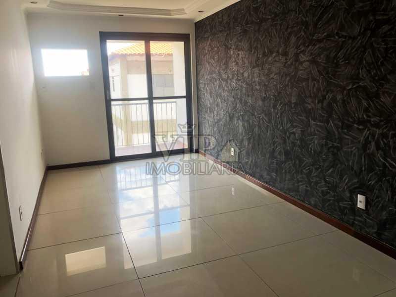 IMG-1187 - Apartamento à venda Avenida Ministro Ari Franco,Bangu, Rio de Janeiro - R$ 190.000 - CGAP20867 - 1
