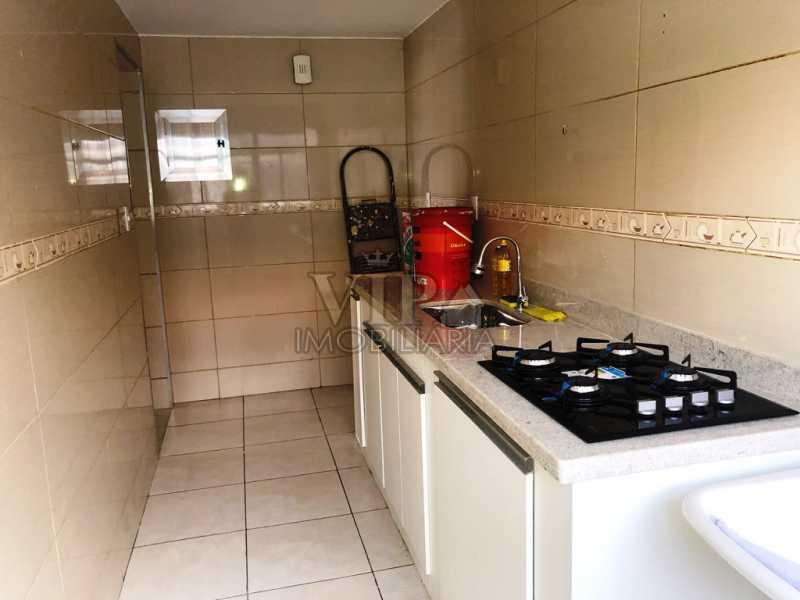IMG-1199 - Apartamento à venda Avenida Ministro Ari Franco,Bangu, Rio de Janeiro - R$ 190.000 - CGAP20867 - 9