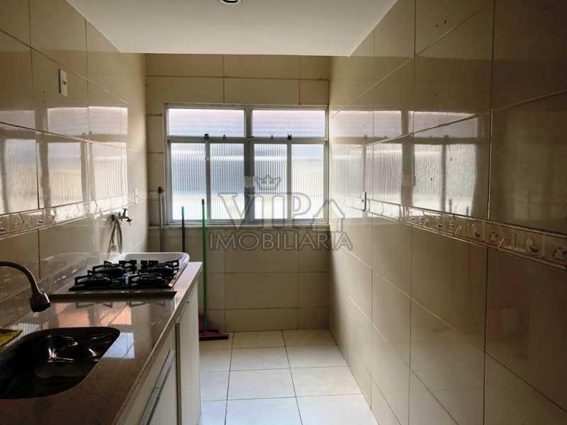 IMG-1200 - Apartamento à venda Avenida Ministro Ari Franco,Bangu, Rio de Janeiro - R$ 190.000 - CGAP20867 - 8