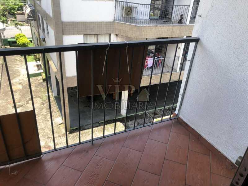 IMG-1201 - Apartamento à venda Avenida Ministro Ari Franco,Bangu, Rio de Janeiro - R$ 190.000 - CGAP20867 - 10