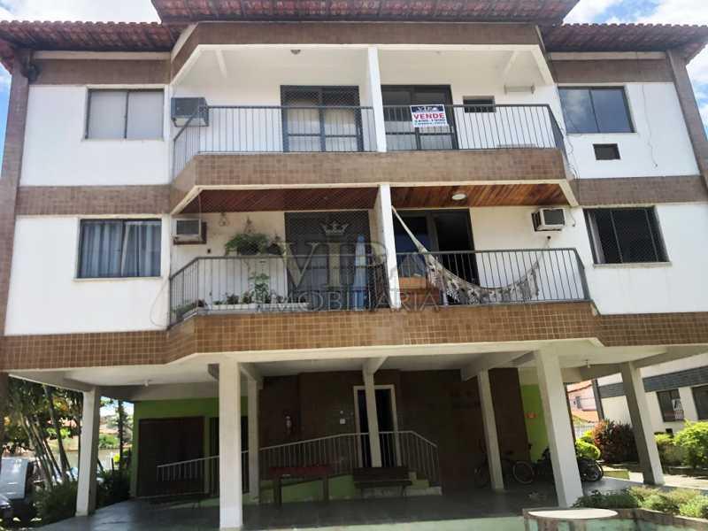 IMG-1203 - Apartamento à venda Avenida Ministro Ari Franco,Bangu, Rio de Janeiro - R$ 190.000 - CGAP20867 - 15
