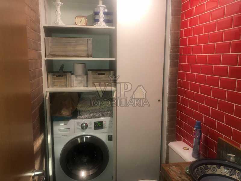 IMG-1411 - Cobertura à venda Estrada do Monteiro,Campo Grande, Rio de Janeiro - R$ 650.000 - CGCO30016 - 24
