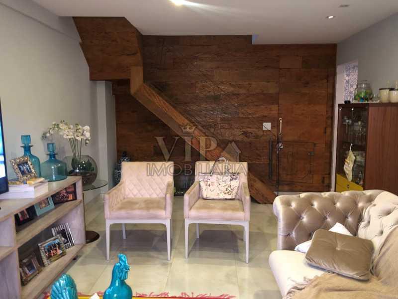 IMG-1438 - Cobertura à venda Estrada do Monteiro,Campo Grande, Rio de Janeiro - R$ 650.000 - CGCO30016 - 6