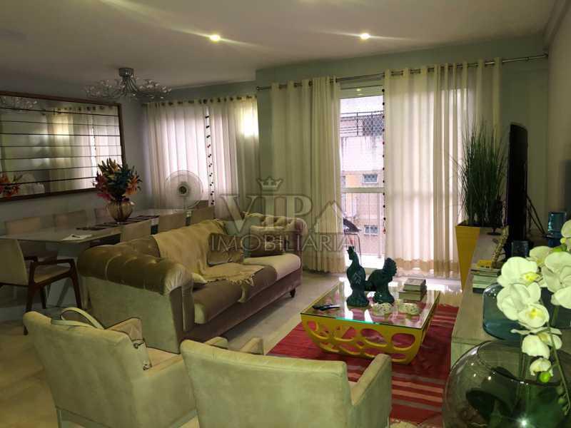 IMG-1444 - Cobertura à venda Estrada do Monteiro,Campo Grande, Rio de Janeiro - R$ 650.000 - CGCO30016 - 9