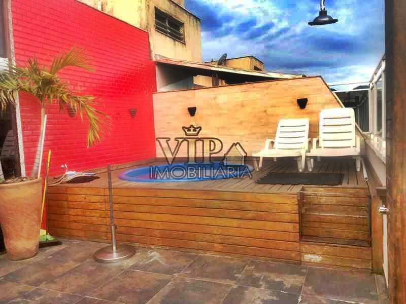 3398_G1578590988 - Cobertura à venda Estrada do Monteiro,Campo Grande, Rio de Janeiro - R$ 650.000 - CGCO30016 - 1