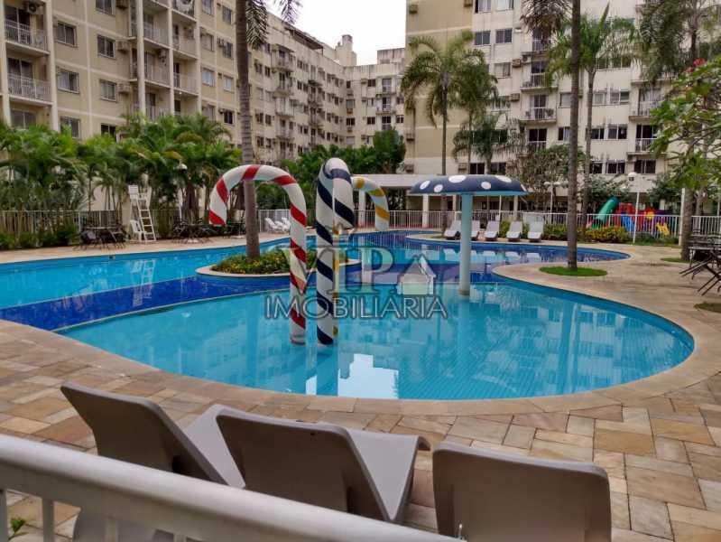 ATLANTIS PARK 1 - Cobertura à venda Estrada do Monteiro,Campo Grande, Rio de Janeiro - R$ 650.000 - CGCO30016 - 4