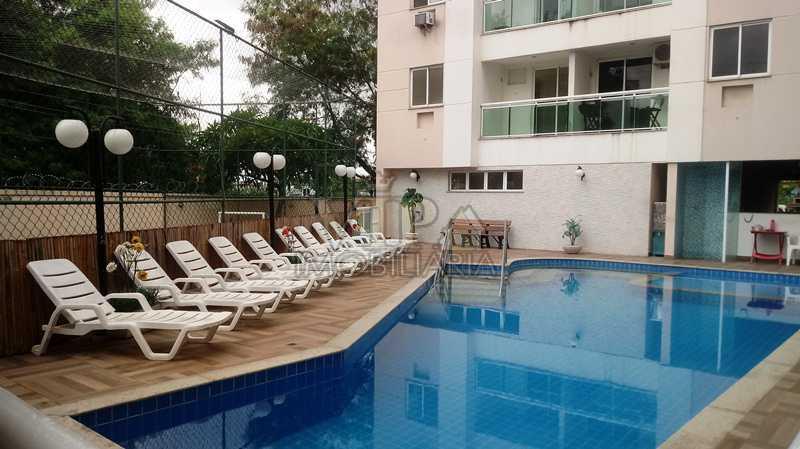 03 - Apartamento para venda e aluguel Estrada da Posse,Campo Grande, Rio de Janeiro - R$ 195.000 - CGAP20872 - 4