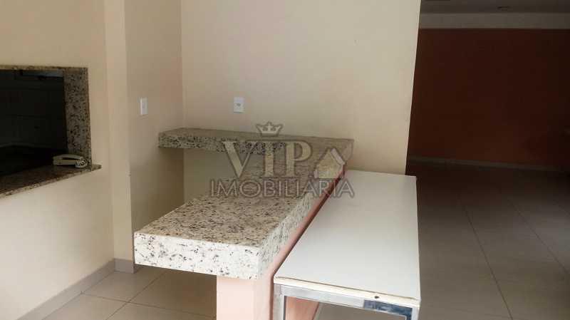 06 - Apartamento para venda e aluguel Estrada da Posse,Campo Grande, Rio de Janeiro - R$ 195.000 - CGAP20872 - 7