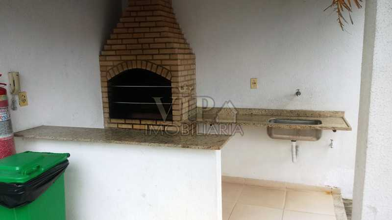 09 - Apartamento para venda e aluguel Estrada da Posse,Campo Grande, Rio de Janeiro - R$ 195.000 - CGAP20872 - 10