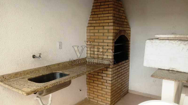 10 - Apartamento para venda e aluguel Estrada da Posse,Campo Grande, Rio de Janeiro - R$ 195.000 - CGAP20872 - 11
