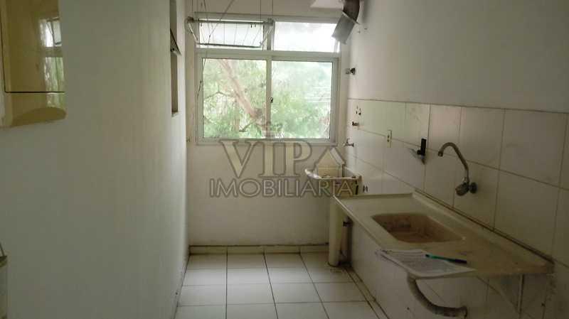 15 - Apartamento para venda e aluguel Estrada da Posse,Campo Grande, Rio de Janeiro - R$ 195.000 - CGAP20872 - 16