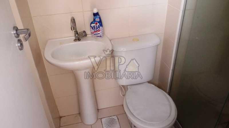 18 - Apartamento para venda e aluguel Estrada da Posse,Campo Grande, Rio de Janeiro - R$ 195.000 - CGAP20872 - 19