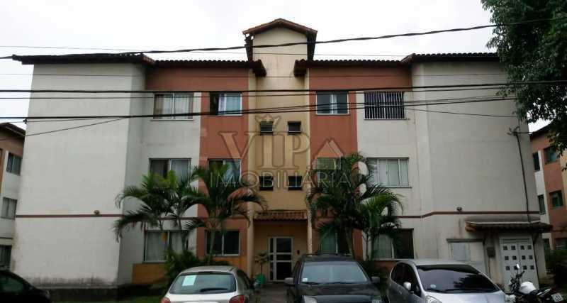 IMG-20200115-WA0027 - Apartamento à venda Rua das Amendoeiras,Cosmos, Rio de Janeiro - R$ 120.000 - CGAP20873 - 1