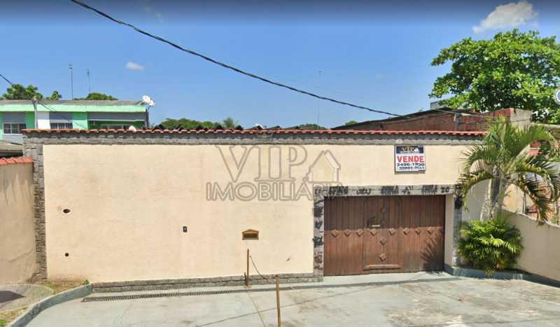 RUA FELIPE CARDOSO 2664 - Casa à venda Rua Felipe Cardoso,Santa Cruz, Rio de Janeiro - R$ 350.000 - CGCA30534 - 1