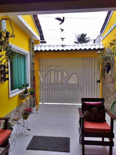 02 1. - Casa à venda Rua Goio Ere,Campo Grande, Rio de Janeiro - R$ 250.000 - CGCA21107 - 3