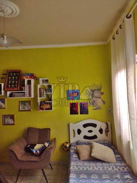 02 3. - Casa à venda Rua Goio Ere,Campo Grande, Rio de Janeiro - R$ 250.000 - CGCA21107 - 9
