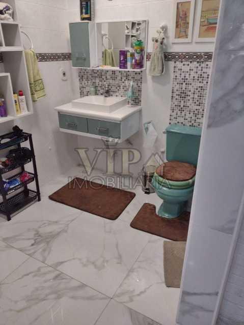 02 4. - Casa à venda Rua Goio Ere,Campo Grande, Rio de Janeiro - R$ 250.000 - CGCA21107 - 12
