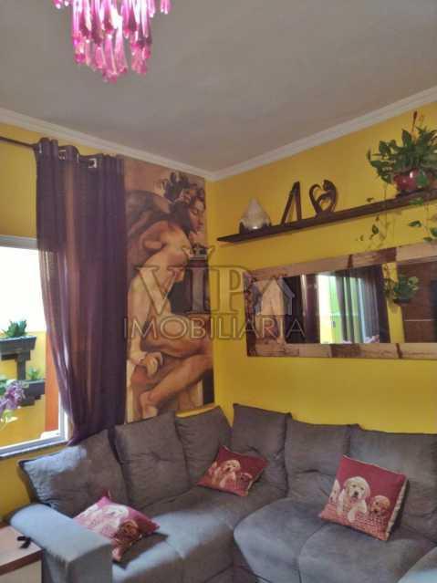 02 6. - Casa à venda Rua Goio Ere,Campo Grande, Rio de Janeiro - R$ 250.000 - CGCA21107 - 8