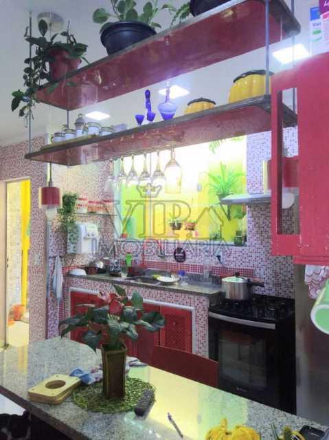 02 8. - Casa à venda Rua Goio Ere,Campo Grande, Rio de Janeiro - R$ 250.000 - CGCA21107 - 6