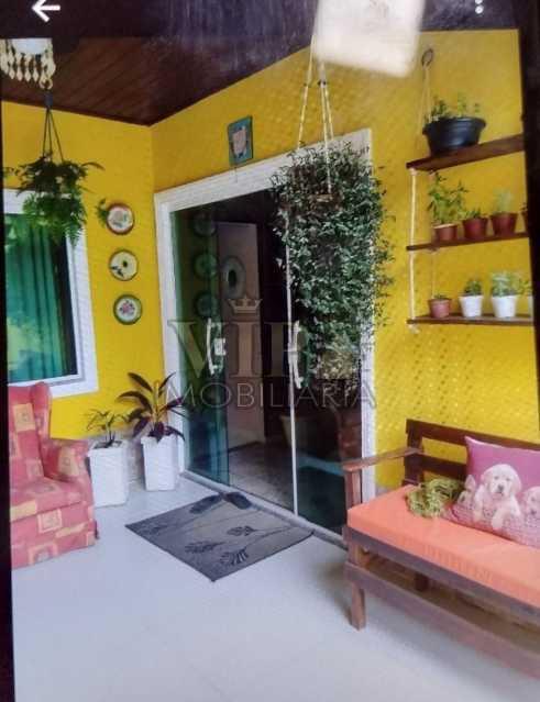 02 9. - Casa à venda Rua Goio Ere,Campo Grande, Rio de Janeiro - R$ 250.000 - CGCA21107 - 5