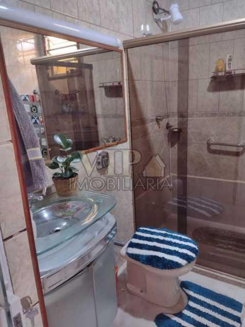 02 11. - Casa à venda Rua Goio Ere,Campo Grande, Rio de Janeiro - R$ 250.000 - CGCA21107 - 10