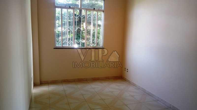02 - Apartamento à venda Estrada da Pedra,Santa Cruz, Rio de Janeiro - R$ 85.000 - CGAP20887 - 3
