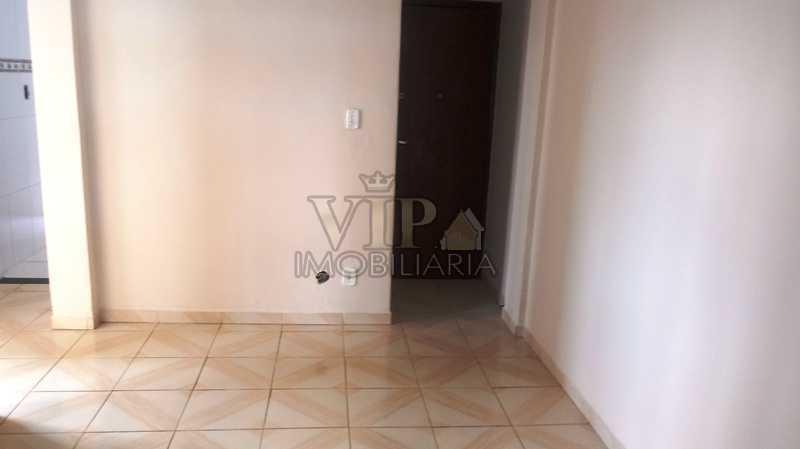 03 - Apartamento à venda Estrada da Pedra,Santa Cruz, Rio de Janeiro - R$ 85.000 - CGAP20887 - 4