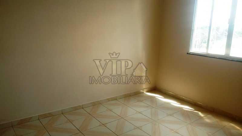 04 - Apartamento à venda Estrada da Pedra,Santa Cruz, Rio de Janeiro - R$ 85.000 - CGAP20887 - 5