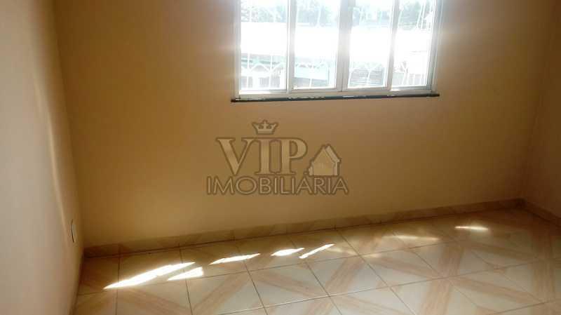 05 - Apartamento à venda Estrada da Pedra,Santa Cruz, Rio de Janeiro - R$ 85.000 - CGAP20887 - 6