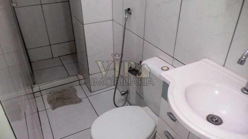 06 - Apartamento à venda Estrada da Pedra,Santa Cruz, Rio de Janeiro - R$ 85.000 - CGAP20887 - 7