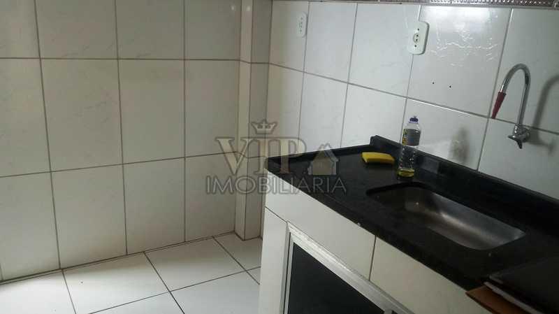 08 - Apartamento à venda Estrada da Pedra,Santa Cruz, Rio de Janeiro - R$ 85.000 - CGAP20887 - 9