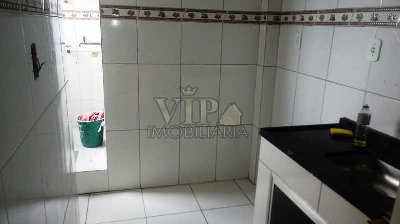 09 - Apartamento à venda Estrada da Pedra,Santa Cruz, Rio de Janeiro - R$ 85.000 - CGAP20887 - 10