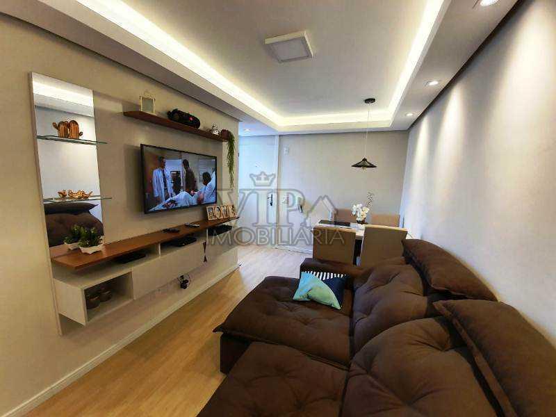 01. - Apartamento à venda Rua Itaque,Santíssimo, Rio de Janeiro - R$ 160.000 - CGAP20889 - 1
