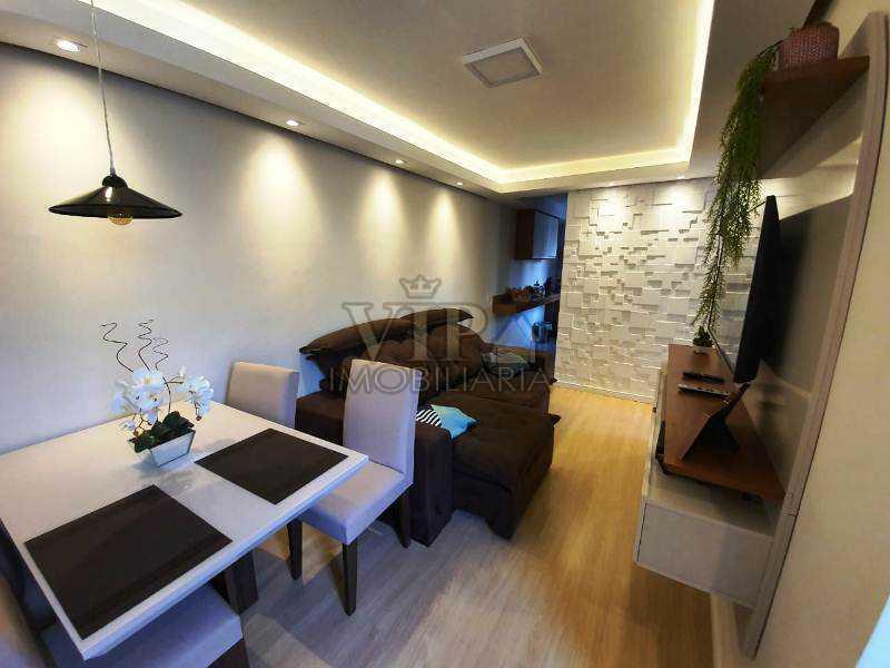 02. - Apartamento à venda Rua Itaque,Santíssimo, Rio de Janeiro - R$ 160.000 - CGAP20889 - 3